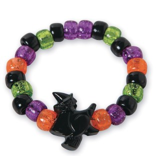 Halloween Witch Bracelet (Pack of 12) - Image 1 of 3