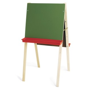 Adjustable Double Easel w/out Paper Roll - Image 1 of 2