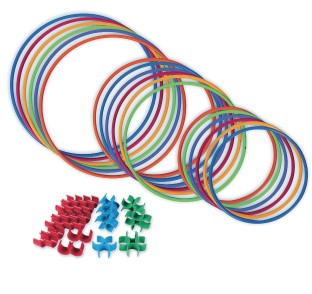 Ultimate No-Knott™ Hoops and Clips Easy Pack - Image 1 of 4