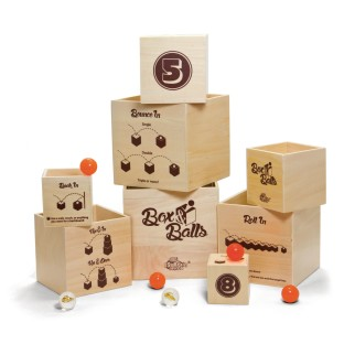 Box 'N Balls Game - Image 1 of 5