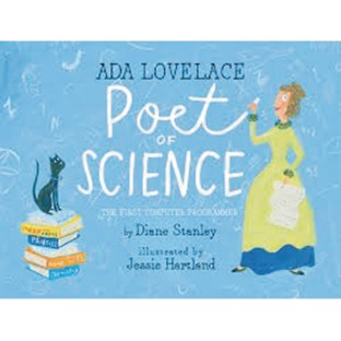 Ada Lovelace, Poet of Science: The First Computer Programmer Book - Image 1 of 1