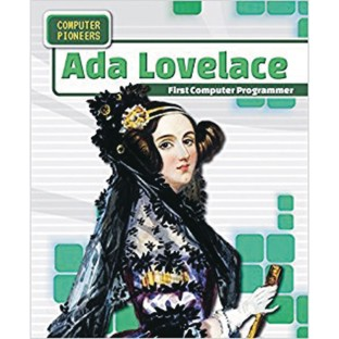 Ada Lovelace: First Computer Programmer Book, Library Binding - Image 1 of 1