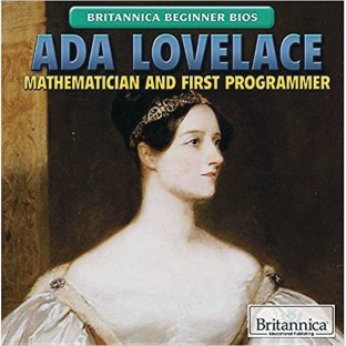 Ada Lovelace: Mathematician and First Programmer Book, Library Binding - Image 1 of 1