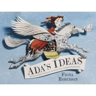 Ada's Ideas: The Story of Ada Lovelace, the World's First Computer Programmer Book, Hardcover - Image 1 of 1