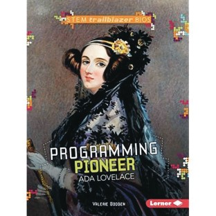 Programming Pioneer Ada Lovelace Book, Paperback - Image 1 of 1