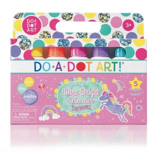Ultra Bright Shimmers Do-A-Dot™ Markers (Set of 5) - Image 1 of 4