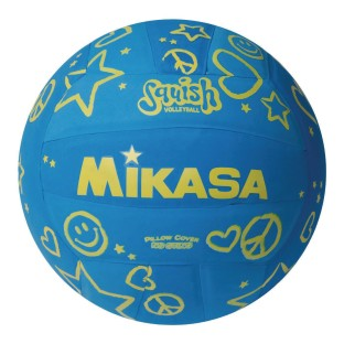 Mikasa® Squish Volleyball, Blue - Image 1 of 1