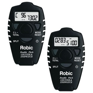 Dual Electronic Tally Counter and Stopwatch - Image 1 of 1