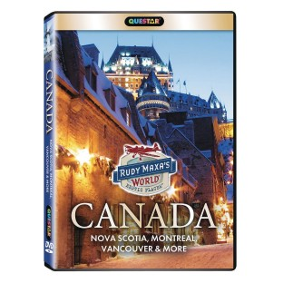 Rudy Maxa's World: Canada DVD - Image 1 of 1