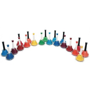 20-Note Combo Hand/Deskbell Set (Set of 20) - Image 1 of 1