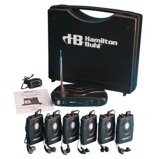 Hamilton Buhl Assisted Listening System - Image 1 of 4