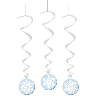 Snowflake Whirls - Image 1 of 1