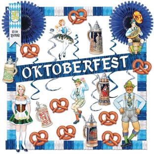 Oktoberfest Decorating Kit - Image 1 of 1