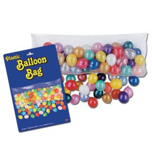 Balloon Drop Bag with 100 Balloons - Image 1 of 1