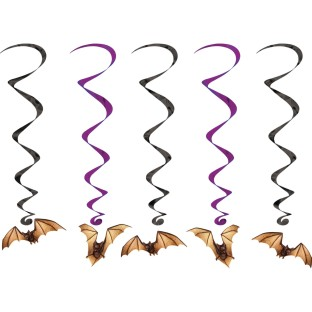 Bat Whirls (Pack of 5) - Image 1 of 1
