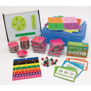 Fraction Kit for The Common Core - Image 1 of 1