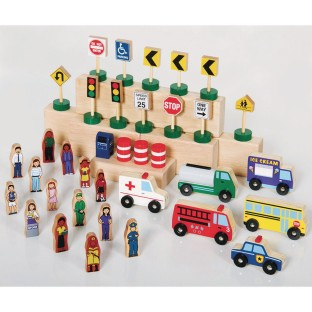 Community and Roadway Essentials Block Set - Image 1 of 1