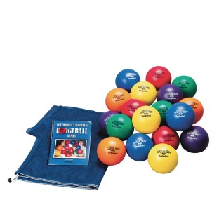 Gator Skin® Elementary School Dodgeball Easy Pack - Image 1 of 1