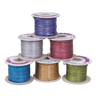 Holographic Lace 600yds - Assorted Colors (Pack of 12) - Image 1 of 2