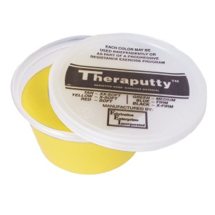 Scented Theraputty® Banana- Extra Soft - Image 1 of 1