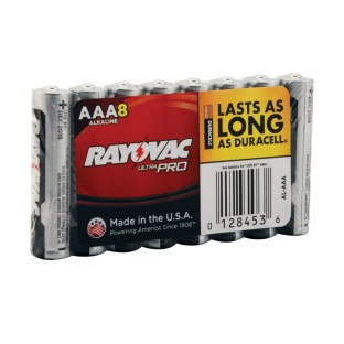 Rayovac Alkaline Batteries - Image 1 of 2