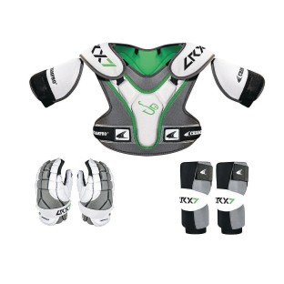 Champro® Lacrosse Protective Equipment Pad Set - Image 1 of 1