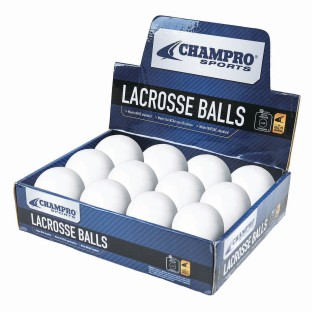 Champro® Lacrosse Game Balls, Gold - Image 1 of 1