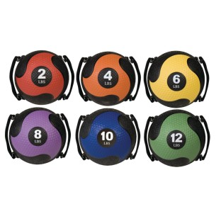 Ultra Grip Medicine Balls - Image 1 of 1