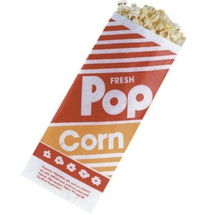 Popcorn Bags (Case of 1000) - Image 1 of 1