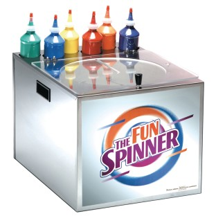 Fun Spinner Spin Art Machine with Safety Features - Image 1 of 1