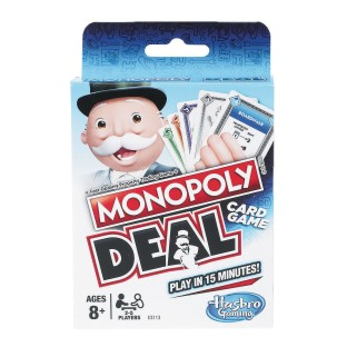 Monopoly® Deal Card Game - Image 1 of 2