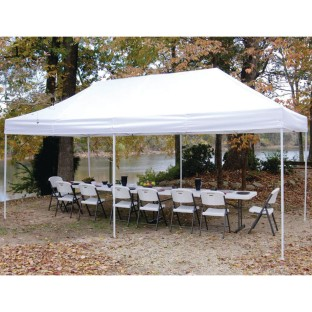 Commercial Shelter 20' x 10' - Image 1 of 2