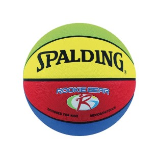 Spalding® NBA Rookie Gear Soft Rubber Basketball - Image 1 of 1