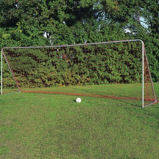 Adjustable Aluminum Soccer Goal - Image 1 of 3
