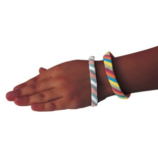Friendship Bracelets Craft Kit (Pack of 50) - Image 1 of 3