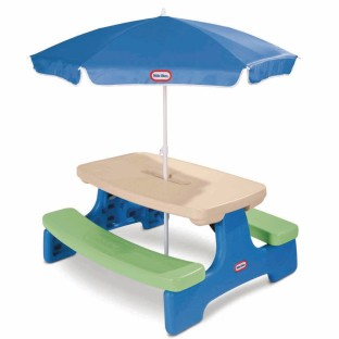 Little Tikes™ Easy Store Table with Umbrella - Image 1 of 2