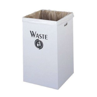 Corrugated Waste Receptacle (Pack of 12) - Image 1 of 1