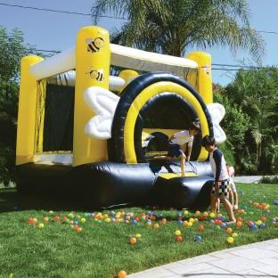 Busy Bee Bounce House - Image 1 of 2