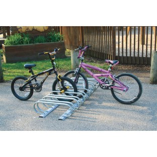 Low Profile Style Bike Rack - Image 1 of 1
