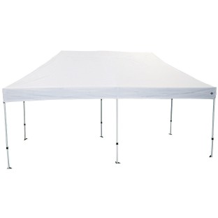 Athena™ 10' x 20' Heavy Duty Aluminum Instant Pop Up Canopy - Image 1 of 1