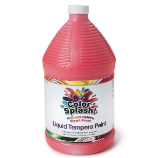 Color Splash!® Liquid Tempera Paint, Gallon - Image 1 of 2