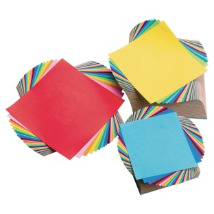 Printed Origami Paper Assortment 8x8