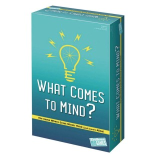 What Comes To Mind Game - Image 1 of 1