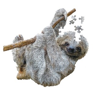 I Am Lil' Sloth 100-Piece Jigsaw Puzzle - Image 1 of 2