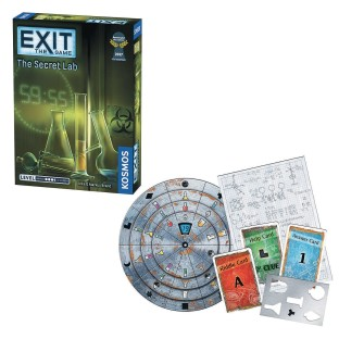 Exit the Game - The Secret Lab - Image 1 of 4