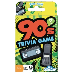 90's Trivia Card Game - Image 1 of 1