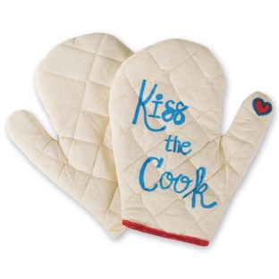 Color-Me™ Oven Mitts - Image 1 of 2