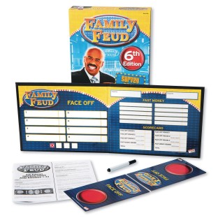 Buy Family Feud 6th Edition Game at S&S Worldwide