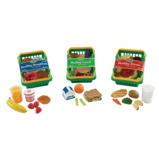 Healthy Foods Meal Set - Image 1 of 4