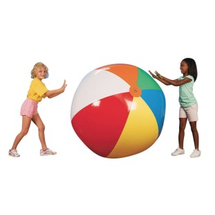 Giant 6' Beach Ball - Image 1 of 3